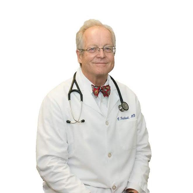 Charles Pritchard, MD, FACP, FACR, RhMSUS
