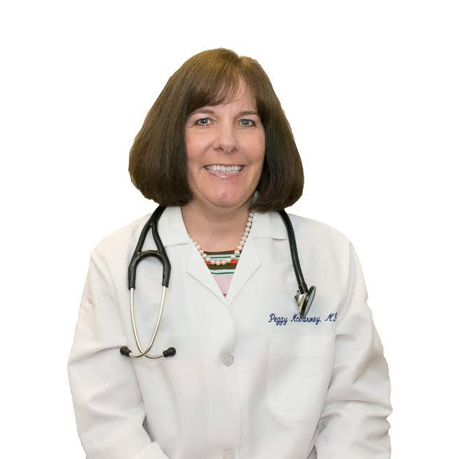 Marguerite McGarvey, MD, JD, FACR